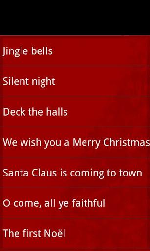 Christmas Carols Free