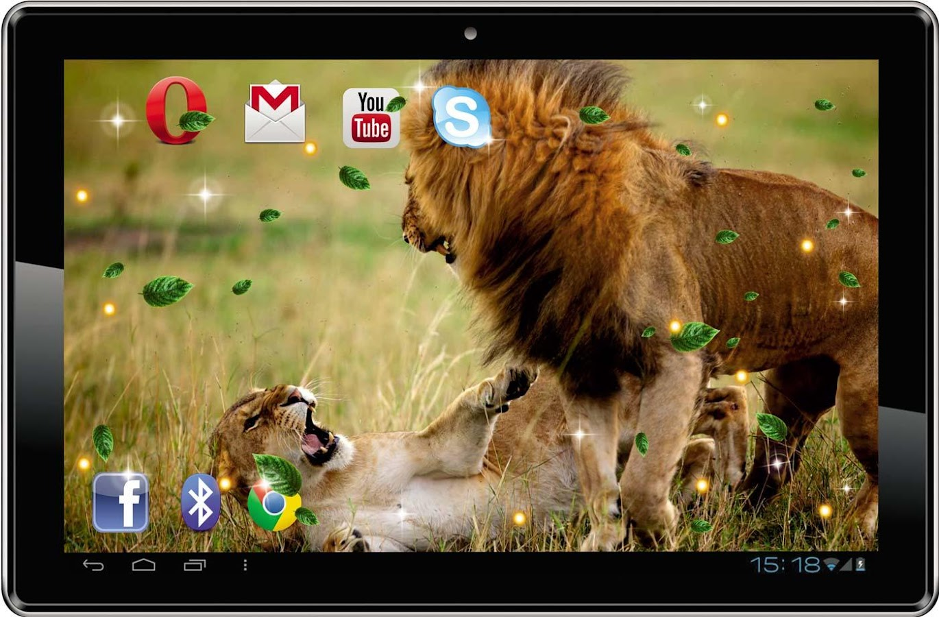 Wild Lioness live wallpaper - Android Apps on Google Play