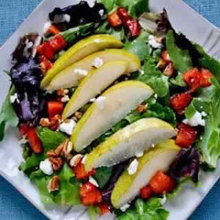 Pear-adise Salad.