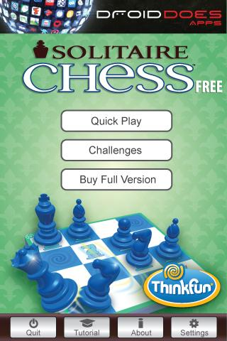 Solitaire Chess Free- screenshot