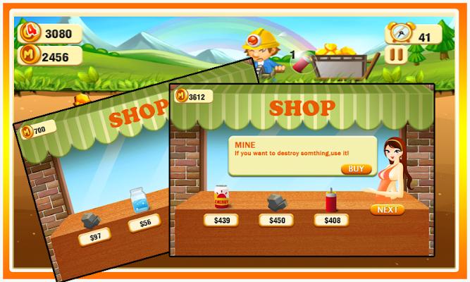 Gold Miner Classic - screenshot