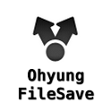 Ohyung FileSave (FB Pic Saver) icon