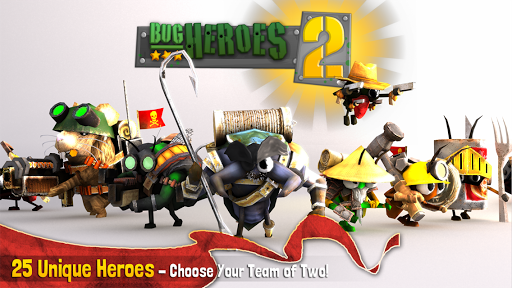 Bug Heroes 2 on the App Store - iTunes - Everything you need to be entertained. - Apple