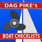 DAG PIKE'S BOATING CHECKLISTS icon