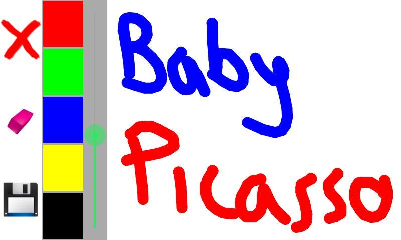 BabyPicasso- screenshot