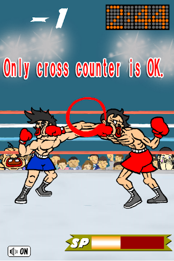 THE CROSS COUNTER