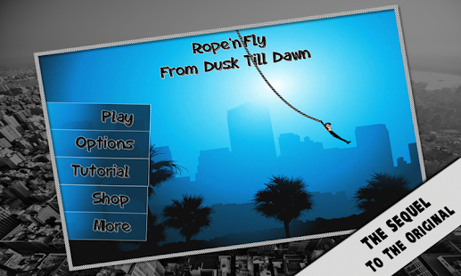 Rope'n'Fly 3 - Dusk Till Dawn - screenshot thumbnail