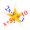 System of Linear Equations icon