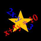 Sistema de Ecuaciones Lineales icon