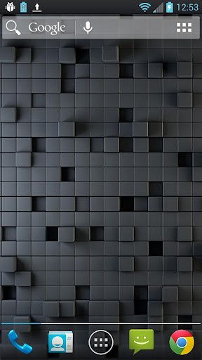 The Cubes Wallpaper
