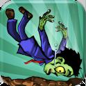 Push the Zombie logo