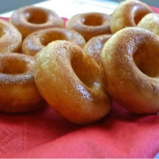 Baked Mini Doughnut.