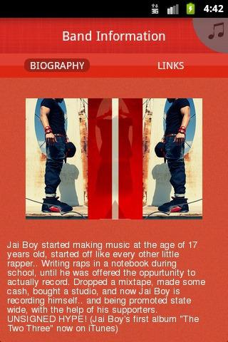 Jai Boy - screenshot