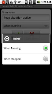 Locale Timer Plug-in