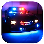 Police lights 1.1 Icon