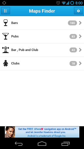 Melbourne Bars Pubs and Clubs.