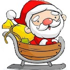Santa's Sleigh Ride icon