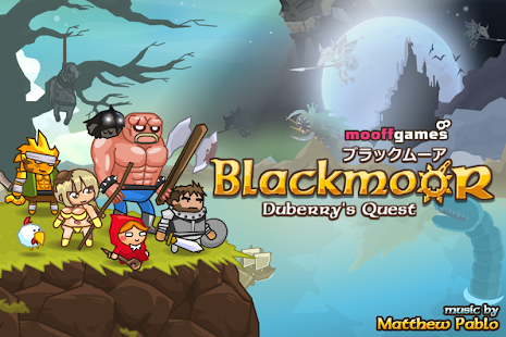 Blackmoor - Duberry's Quest- screenshot thumbnail