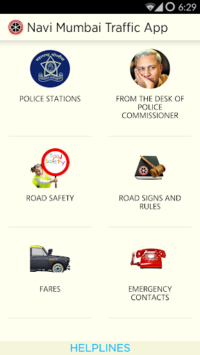 Navi Mumbai Traffic App