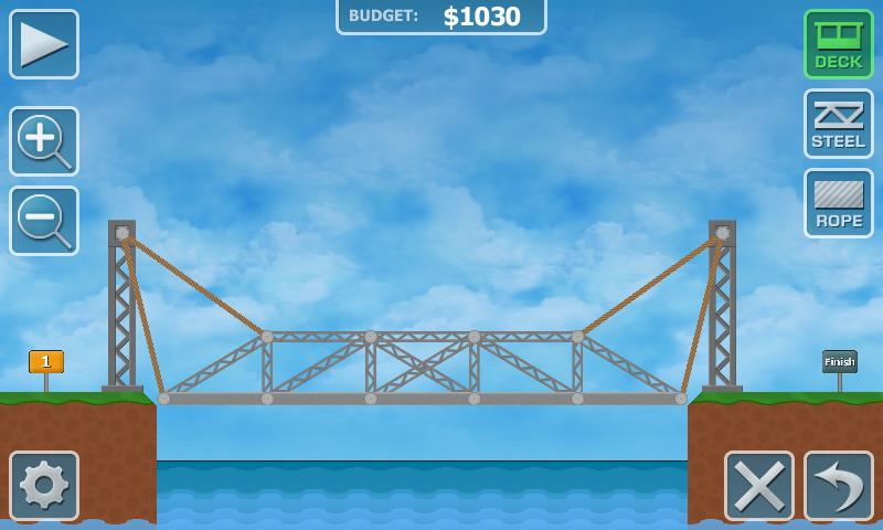 Build A Crossing - Lite - screenshot