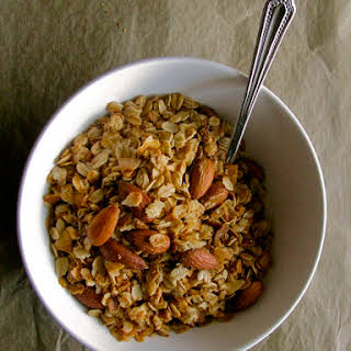 Maple Coconut Spice Granola.