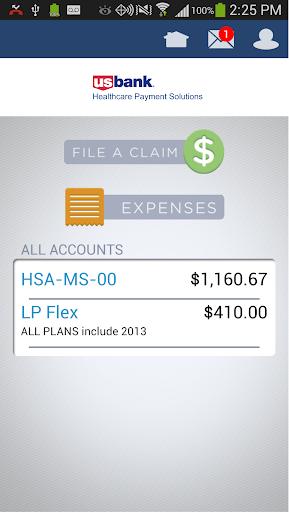 U.S. Bank Healthcare Mobile