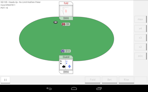 Neo Poker Bot - screenshot thumbnail
