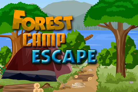Forest Camp Escape - screenshot
