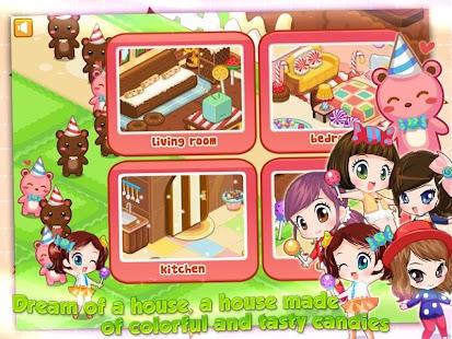 玩休閒App|萌娃的可爱糖果屋免費|APP試玩