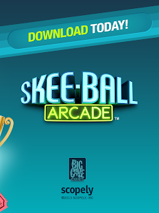Skee-Ball Arcade - screenshot thumbnail