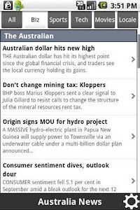 News Australia screenshot 0