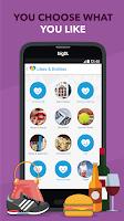 Screenshot of Vouchers, Discount Codes-bigDL