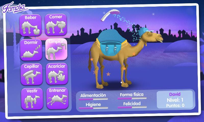 El establo de los Reyes Magos - screenshot