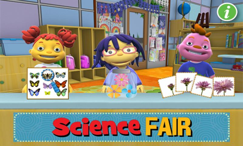Sid's Science Fair by PBS KIDS- screenshot