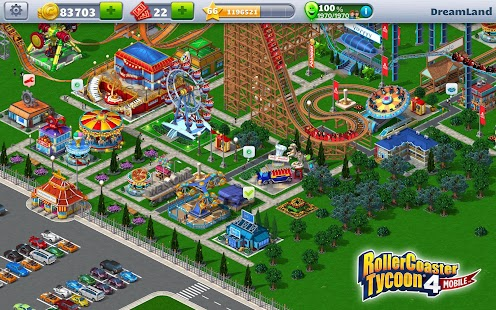 RollerCoaster Tycoon® 4 Mobile Screenshot 26