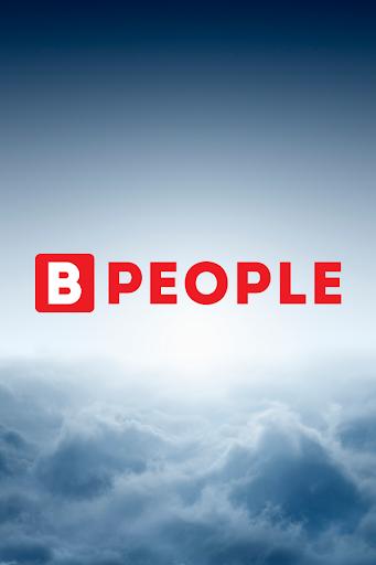 B PEOPLE