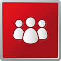 Vodafone Meet Anywhere logo