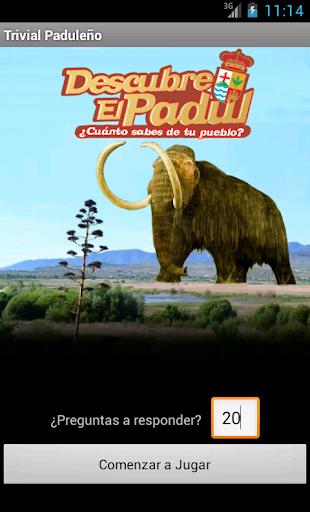 Trivial Paduleño