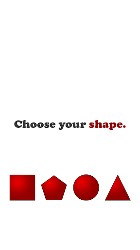 Tap the right Shape