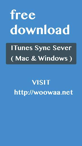 iTunesSync