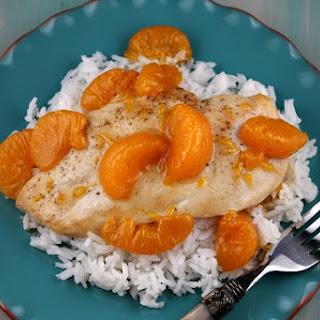 Orange Chinese Chicken.