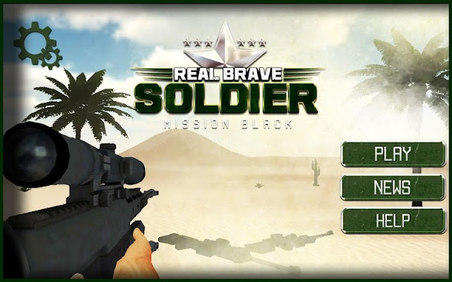 Real Brave Soldier - screenshot