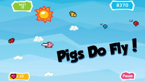 Pig Rush- screenshot thumbnail