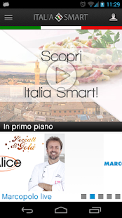 ItaliaSmart- screenshot thumbnail