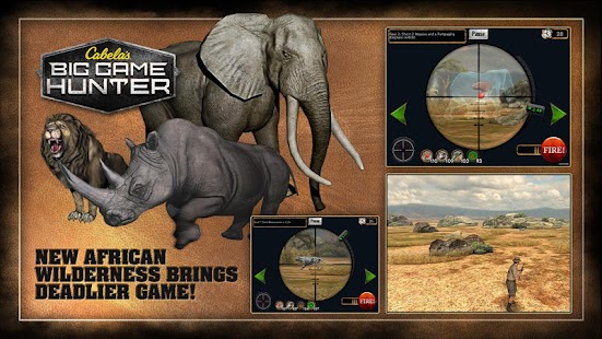 Cabela's Big Game Hunter - screenshot thumbnail