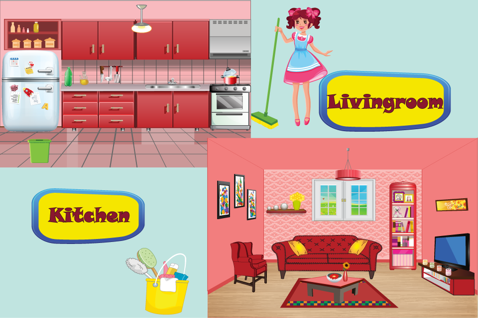 Clean My House clean up my house - google play store revenue & download estimates