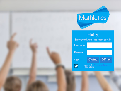 Mathletics Student- screenshot thumbnail