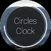 Circles Clock - UCCW Skin