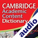 Audio Cambridge Academic TR logo