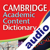 Audio Cambridge Academic TR